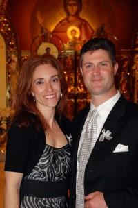 Michael Orrico & Angela Kourelis Orrico